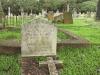Voortrekker Cemetery West - Grave Albert & Edgar Baxter