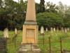 Voortrekker Cemetery West - Grave - illegible