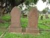 Voortrekker Cemetery West - Grave Sophie & George Malcolm