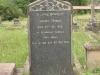 Voortrekker Cemetery West - Grave Thomas Thomas 1921