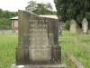 Voortrekker Cemetery West - Grave Wife of John Strang 1926