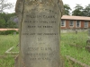 Voortrekker Cemetery West - Grave William Clark 1919 & Bessie
