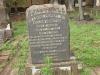 Voortrekker Cemetery West - Grave William Johnston 1930