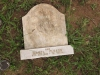 Voortrekker Cemetery West - Grave William Pleass 1921 & Mabel 1966