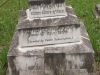 Voortrekker Cemetery West - Grave James Bennett 1899