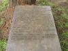 Voortrekker Cemetery West - Grave James Buchanan - 1859 - Infant School Teacher