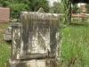 Voortrekker Cemetery West - Grave James Frost 1927