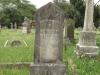 Voortrekker Cemetery West - Grave James Mackie 1920