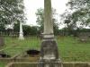 Voortrekker Cemetery West - Grave James Miller & wife ADA