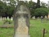 Voortrekker Cemetery West - Grave James Morren 1894