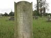 Voortrekker Cemetery West - Grave James Webb 1919