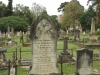 Voortrekker Cemetery West - Grave Johanna Helena Catharina 1893 and Husband FM Wolhuter 1899
