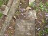 Voortrekker Cemetery West - Grave John Marsden 1902