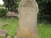 Voortrekker Cemetery West - Grave Joseph Thomas Sparks 1918