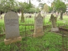 Voortrekker Cemetery West - Grave Leask & Isbister