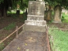 Voortrekker Cemetery West - Grave Louisa & David Blair