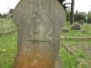 Voortrekker Cemetery West - Grave MC van Dyk(Brits) 1922