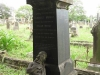 Voortrekker Cemetery West - Grave Maragaret & William Mowat