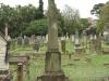 Voortrekker Cemetery West - Grave Maria Baynes 1875