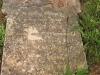 Voortrekker Cemetery West - Grave Mary Ann Clarke 1921