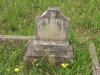 Voortrekker Cemetery West - Grave Mary Pillay 1919