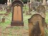 Voortrekker Cemetery West - Grave Mary jane Lindsay 1873