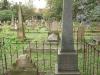 Voortrekker Cemetery West - Grave Mrs Finnis - 1885 - Killed by Wagonette
