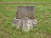 Voortrekker Cemetery West - Grave james   .....
