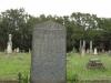 Voortrekker Cemetery West - Grave james Brown 1911