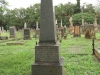 Voortrekker Cemetery West - Grave james William McIntosh drowned Strydomspruit 1886