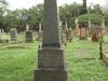 Voortrekker Cemetery West - Grave james William McIntosh drowned Strydomspruit 1886