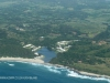 Resort north of Port Edward from air (5)
