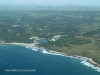 Resort north of Port Edward from air (6)