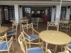 Pumula Beach Resort - Terrace (7)
