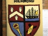 Richmond Country Club - Coat of Arms - carpet