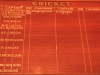 Richmond Country Club - Hall Honours Boards  - Cricket (3)