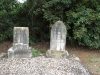Richmond Cemetery - Grave - Elizebeth & Anne Banke