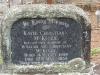 Richmond Cemetery - Grave - Katie Christiana McKenzie 1958