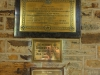 Richmond St Marys Anglican Church 1852 - Plaques - Natal Carbineers