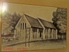 Richmond St Marys Anglican Church 1852 - Sketch