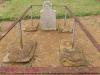 St Marys Church -  Grave - Amy Wathen 1862