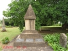 St Marys Church -  Grave - Constance , Herbert and Clarence Downs (1)
