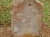 St Marys Church -  Grave - Isabella Jane Ash 1879