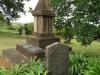 St Marys Church -  Grave - Jone Downs 1884