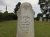 St Marys Church -  Grave -  Lt George Adam Kippen 1877 - 45th Regiment