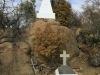 Fugitives Drift Monument to Lt Melville  V.C. & Lt N Coghill V.C (7)