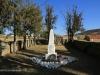 Rorkes Drift British Cemetery in stockade (1)