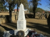 Rorkes Drift British Cemetery in stockade (7)