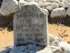 Rorkes Drift British Cemetery north of drift grave Alex Barklie 1885 (2)
