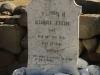 Rorkes Drift British Cemetery north of drift grave Alexander Mathieson 1903